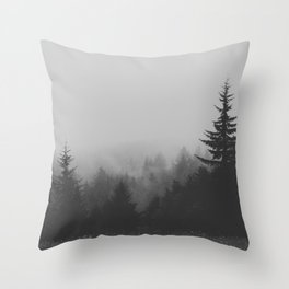 View Over Throw Pillow