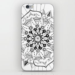 Mandala Series 03 iPhone Skin