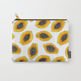 Papaya slices Carry-All Pouch