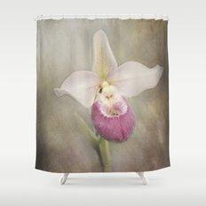 Cinderella's Orchid Shower Curtain