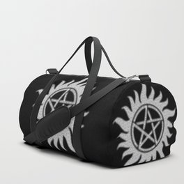 Carry On Supernatural Pentacle Duffle Bag