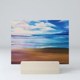 Cocoa beach Mini Art Print