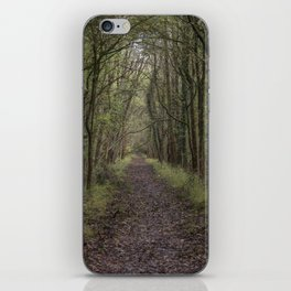 The Old Railway Line iPhone Skin