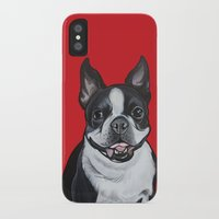 coco iPhone & iPod Cases featuring Coco by Pawblo Picasso