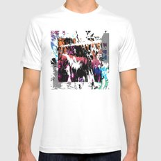 Know a Place MEDIUM White Mens Fitted Tee