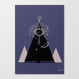 NenaApache Canvas Print