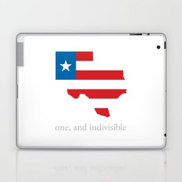 7th Flag of Texas Laptop & iPad Skin