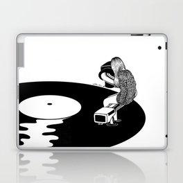 Don't Just Listen, Feel It Laptop & iPad Skin