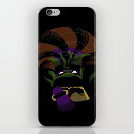 Shadow Donny iPhone Skin