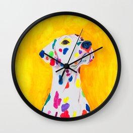 Lovey Wall Clock