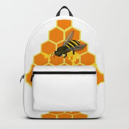 Oh Beehive, Honey Backpack