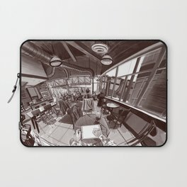 Coffee shop Laptop Sleeve