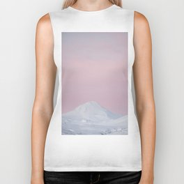 Candy mountain - Landscape and Nature Photography Biker Tank