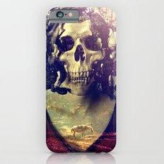 Miss Skull Slim Case iPhone 6