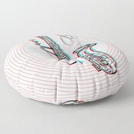 Dewdopper Floor Pillow