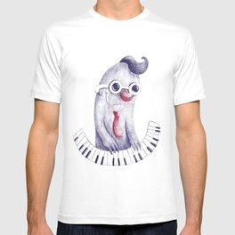 Les Musiciens - Piano T-shirt