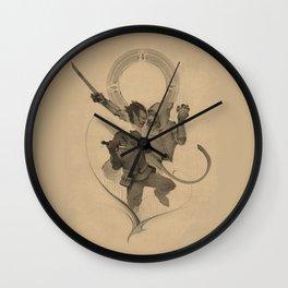 Akrash Wall Clock