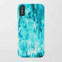 turquoise iPhone & iPod Cases featuring Turquoise by 2sweet4words Designs