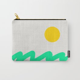 Abstract Landscape 07 Carry-All Pouch