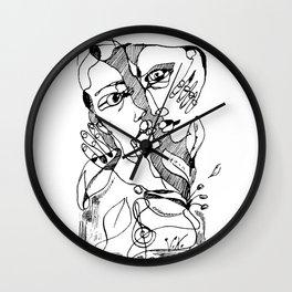 Couple In Love Lira Edition Wall Clock