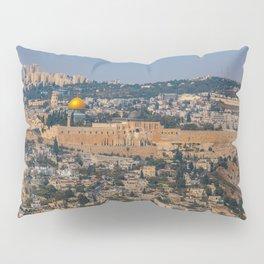 Jerusalem of Gold Pillow Sham