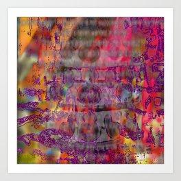 Inner Flame Art Print