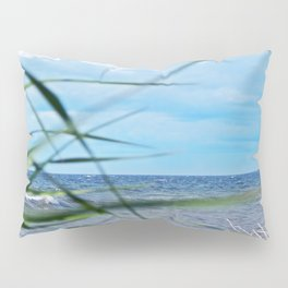 Secluded Beach Pillow Sham