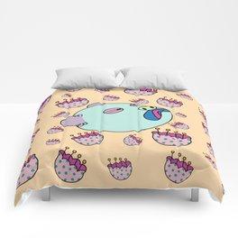 Eeerrgh Bear Comforters