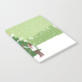 Decorating a tree Notebook