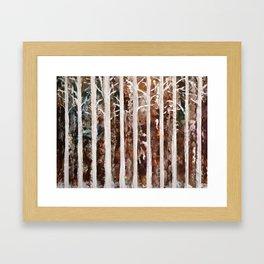 enegn Framed Art Print