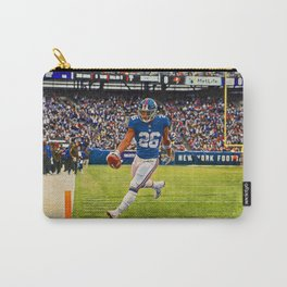Giants Saquon Barkley Carry-All Pouch