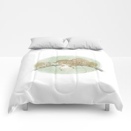 Mouse Family  Comforters