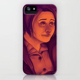 In the Flesh - Sue Walker iPhone Case
