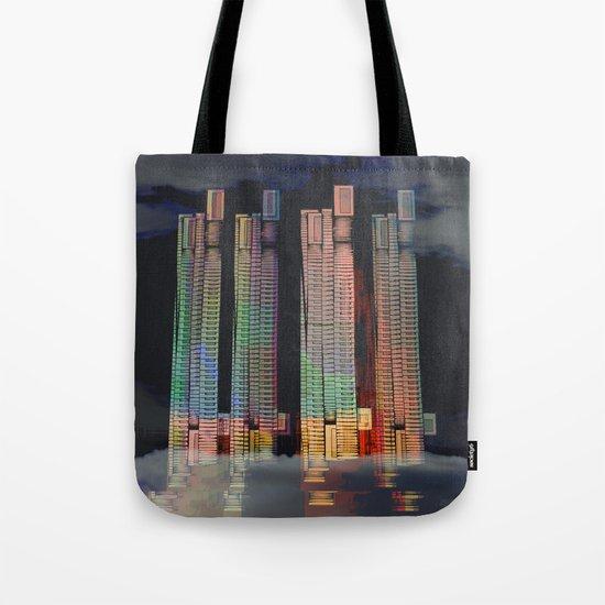 Crystal Giants / 09-09-16 Tote Bag