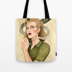 Cause of Death Tote Bag