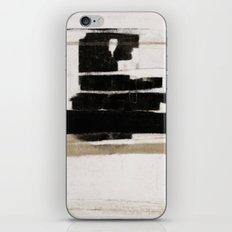 UNTITLED #6 iPhone & iPod Skin