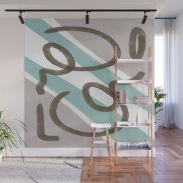 Whirlwind Wall Mural
