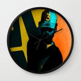 Chance The Rapper Hip Hop Wall Clock