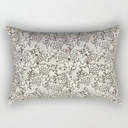 Vine seamless background Rectangular Pillow