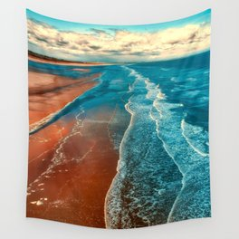 Sky Tide Wall Tapestry