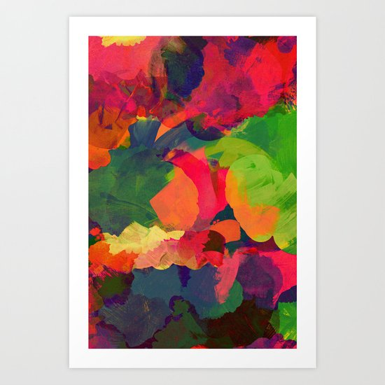 What Dreams May Come Art Print