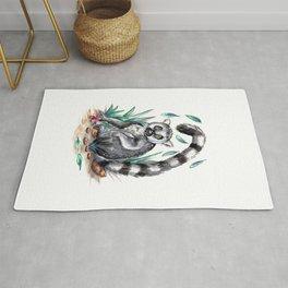 Little Lemur Rug