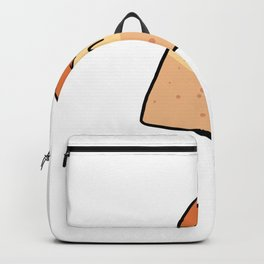 Love In Queso In a Relationship Gift Backpack