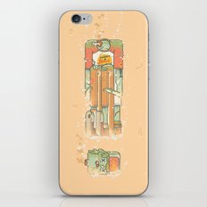 Cannonball iPhone & iPod Skin