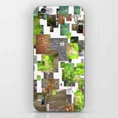The Mind Seeks Someone Eternal  iPhone & iPod Skin