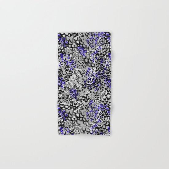 Texture Effect Hand & Bath Towel