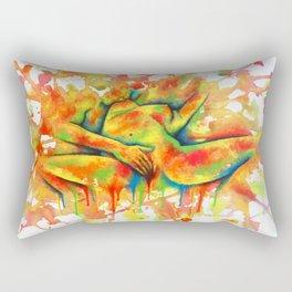 Colorful Climax Rectangular Pillow