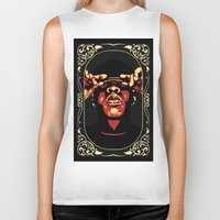 jay z Biker Tanks featuring Jay-Z by Rafael Bosco