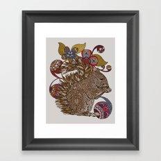 Emaline Framed Art Print