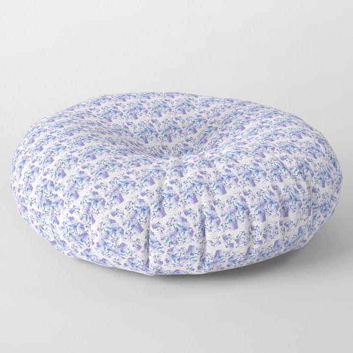 Mini Impressions: CARNATION Floor Pillow